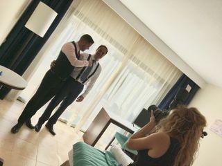 La boda de Sandra y Rubén 2