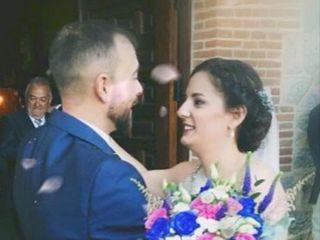 La boda de Mónica y Raúl 1
