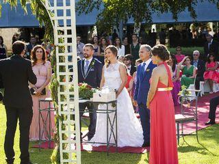 La boda de Mónica y Dani 1