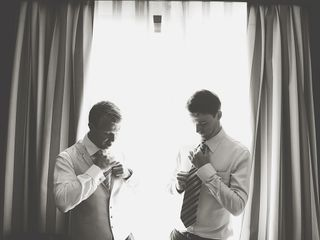 La boda de Gloria y Stefan 3