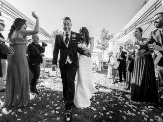 La boda de Patricia y Chuchi