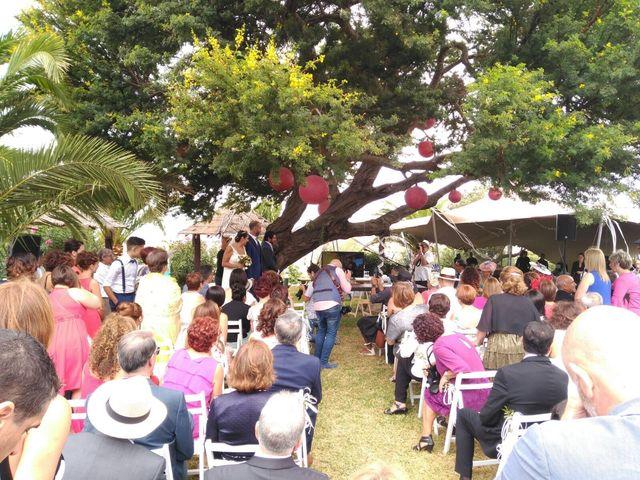 La boda de Rubén y Laura en Zahara De Los Atunes, Cádiz 3