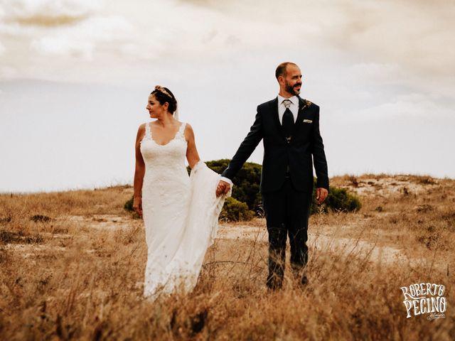 La boda de Rubén y Laura en Zahara De Los Atunes, Cádiz 9