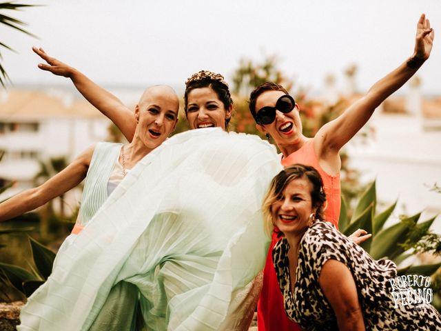 La boda de Rubén y Laura en Zahara De Los Atunes, Cádiz 10