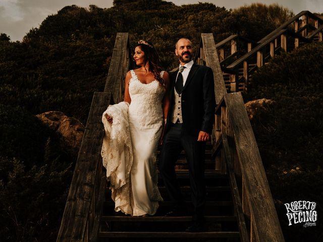 La boda de Rubén y Laura en Zahara De Los Atunes, Cádiz 11