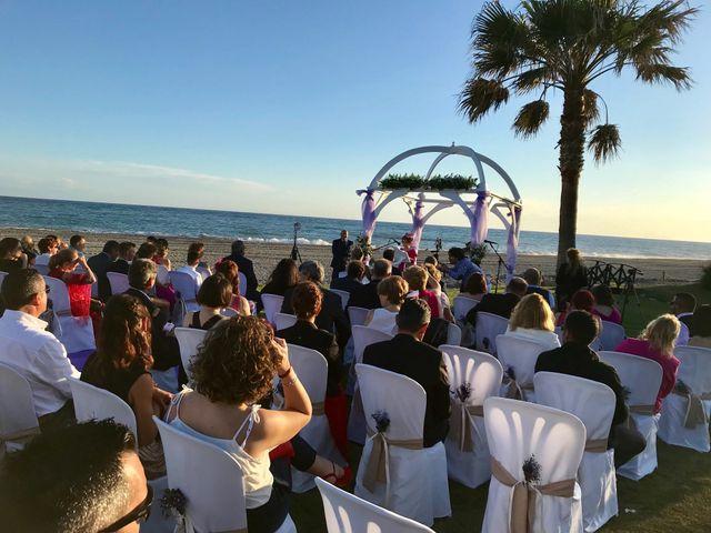 La boda de Rubén y Sandra en Motril, Granada 10