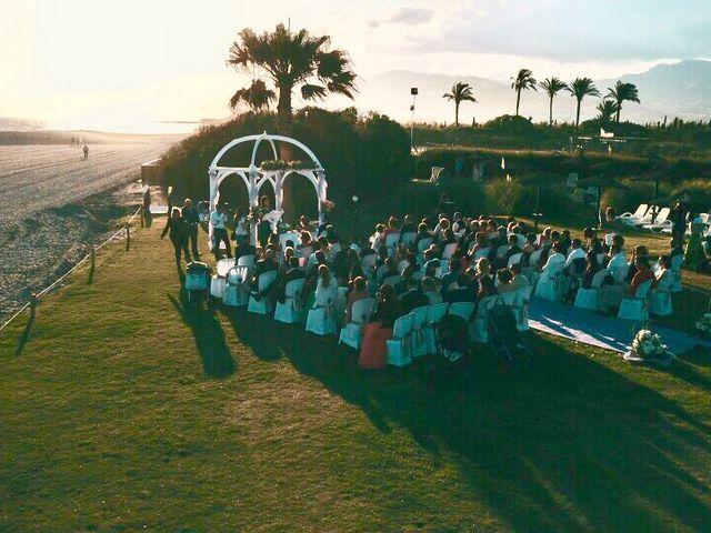 La boda de Rubén y Sandra en Motril, Granada 21