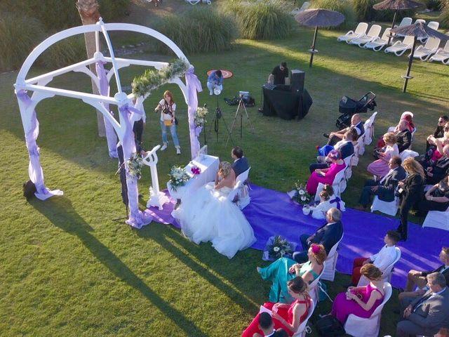 La boda de Rubén y Sandra en Motril, Granada 23