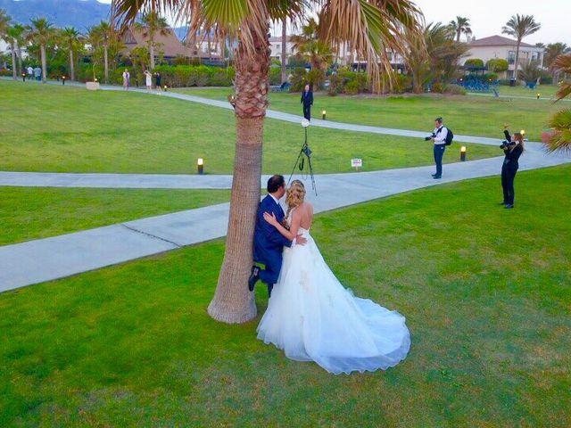 La boda de Rubén y Sandra en Motril, Granada 2