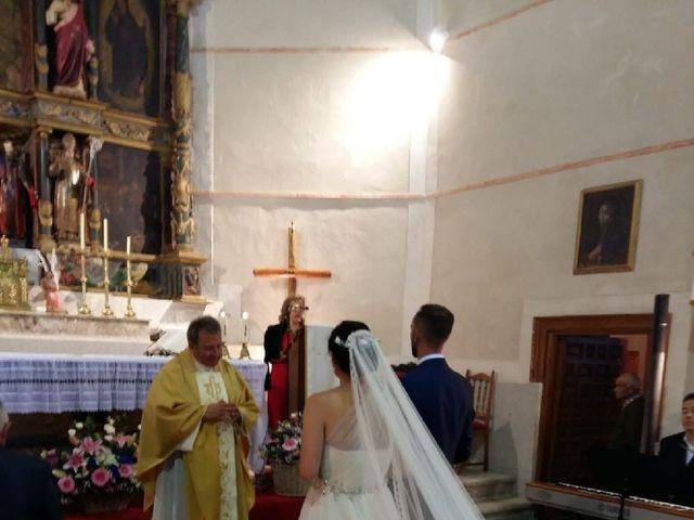 La boda de Raúl y Mónica en Bercial, Segovia 5