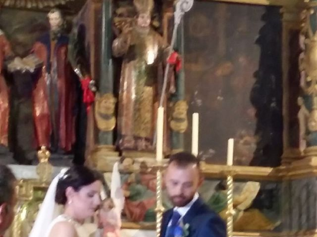 La boda de Raúl y Mónica en Bercial, Segovia 8