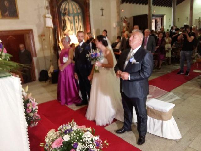 La boda de Raúl y Mónica en Bercial, Segovia 9