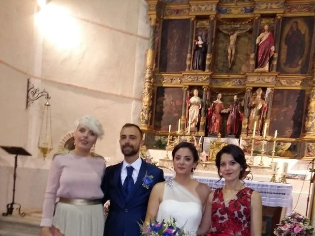 La boda de Raúl y Mónica en Bercial, Segovia 11