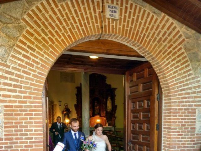 La boda de Raúl y Mónica en Bercial, Segovia 13
