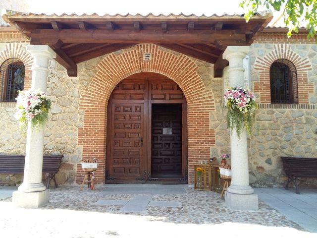 La boda de Raúl y Mónica en Bercial, Segovia 15