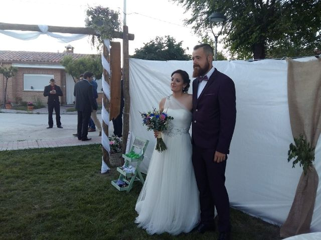 La boda de Raúl y Mónica en Bercial, Segovia 23