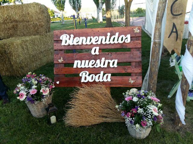 La boda de Raúl y Mónica en Bercial, Segovia 24