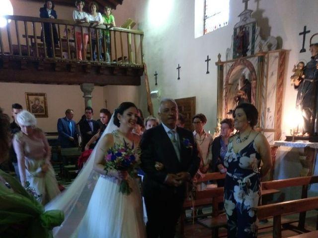 La boda de Raúl y Mónica en Bercial, Segovia 25