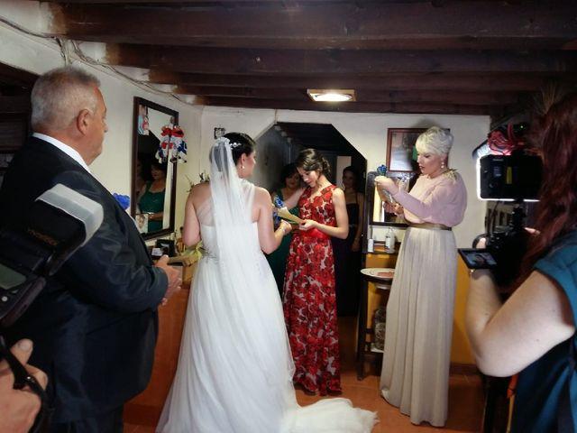 La boda de Raúl y Mónica en Bercial, Segovia 36