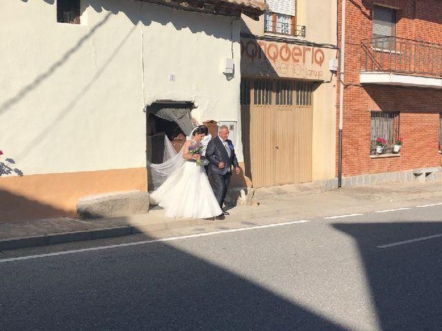 La boda de Raúl y Mónica en Bercial, Segovia 41