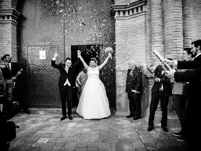 La boda de Pedro y Rocío en Zaragoza, Zaragoza 14