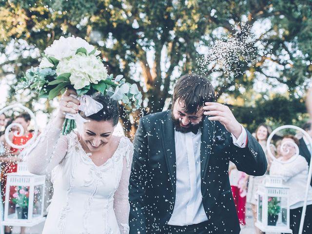 La boda de Lidia y Marco