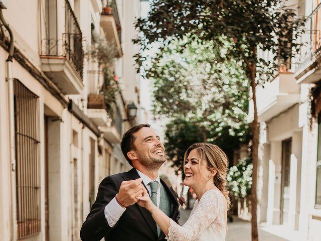 La boda de Angel y Carol en Barcelona, Barcelona 37