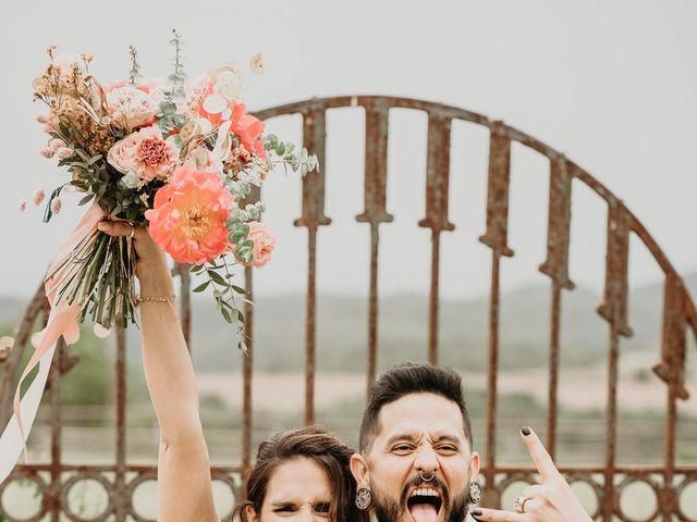 La boda de Arturo y Sílvia en Moia, Barcelona 1