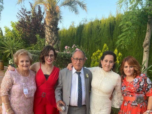 La boda de Fran y Laura en Sax, Alicante 2