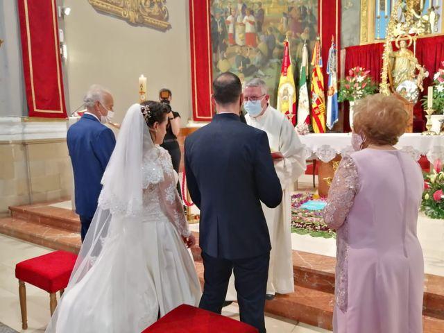 La boda de Fran y Laura en Sax, Alicante 3