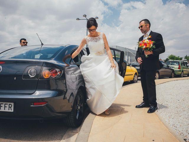 La boda de Javier y Aurora en Albacete, Albacete 22