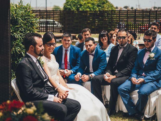 La boda de Javier y Aurora en Albacete, Albacete 35