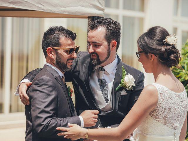 La boda de Javier y Aurora en Albacete, Albacete 36
