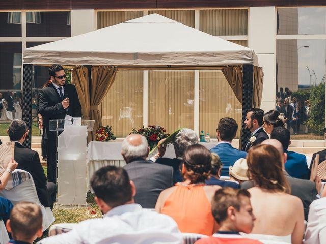La boda de Javier y Aurora en Albacete, Albacete 38