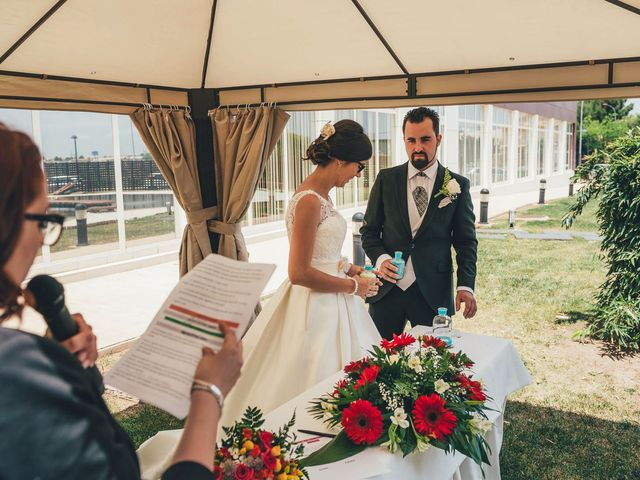 La boda de Javier y Aurora en Albacete, Albacete 45