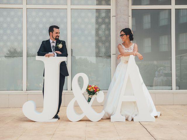 La boda de Javier y Aurora en Albacete, Albacete 56
