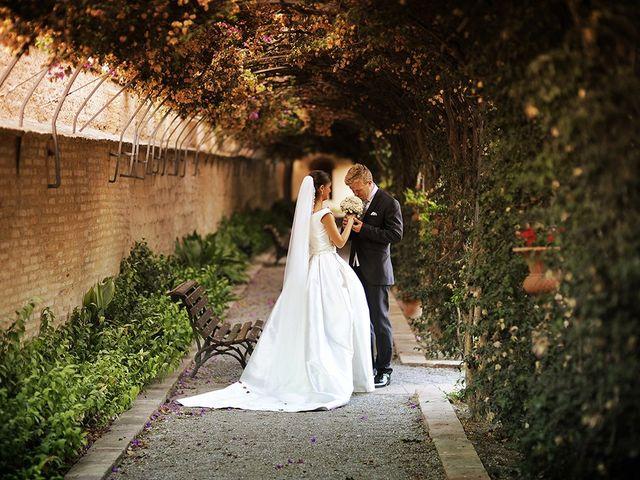 La boda de Gloria y Stefan