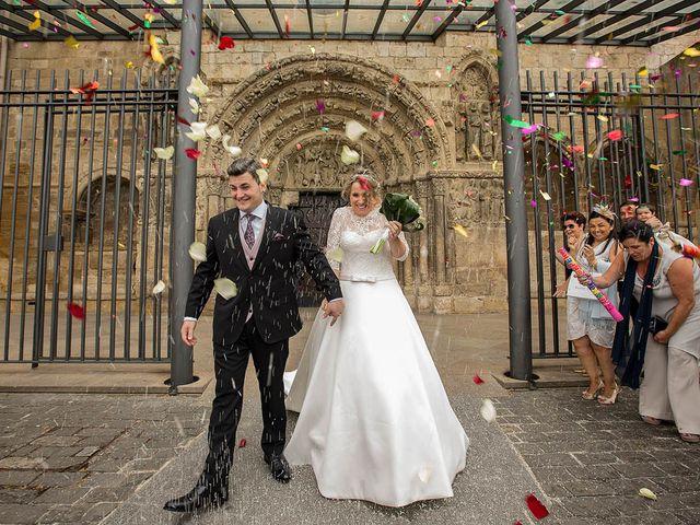 La boda de Antonio y Sandra en Estella/lizarra, Navarra 1