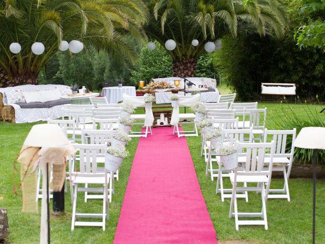 La boda de Jose y Lorena en Atxondo, Vizcaya 11