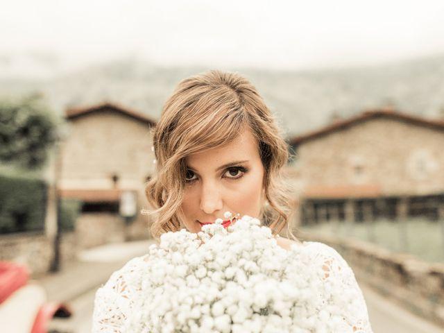 La boda de Jose y Lorena en Atxondo, Vizcaya 1