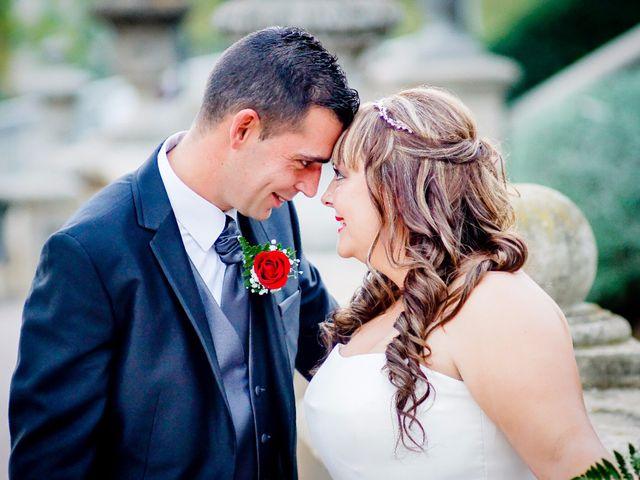 La boda de Mari y Javier
