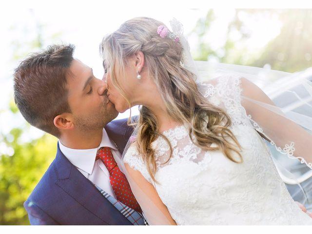 La boda de Leila y Héctor