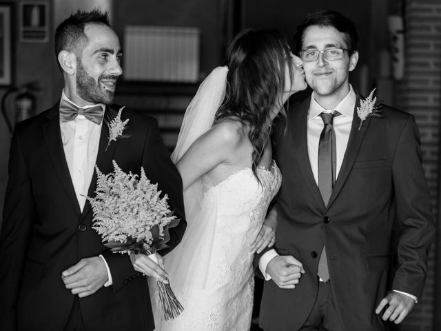 La boda de Chuchi y Patricia en Matapozuelos, Valladolid 11