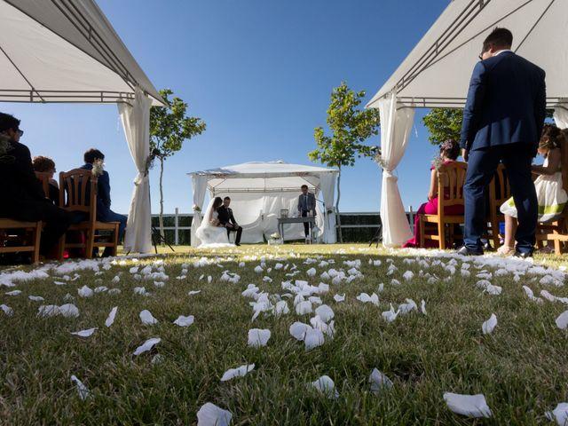 La boda de Chuchi y Patricia en Matapozuelos, Valladolid 13
