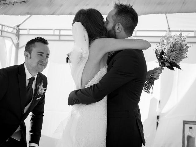 La boda de Chuchi y Patricia en Matapozuelos, Valladolid 14