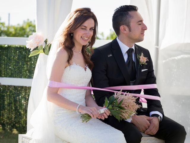 La boda de Chuchi y Patricia en Matapozuelos, Valladolid 17