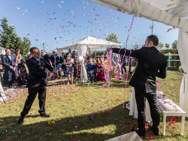 La boda de Chuchi y Patricia en Matapozuelos, Valladolid 18