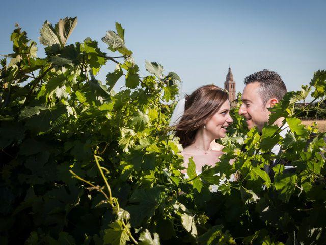 La boda de Chuchi y Patricia en Matapozuelos, Valladolid 20