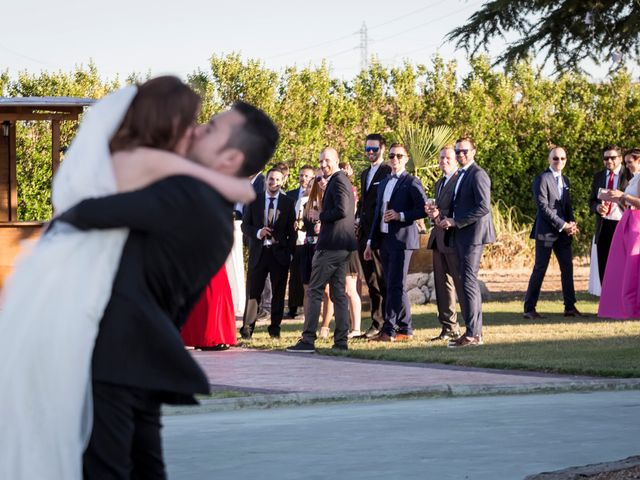 La boda de Chuchi y Patricia en Matapozuelos, Valladolid 24