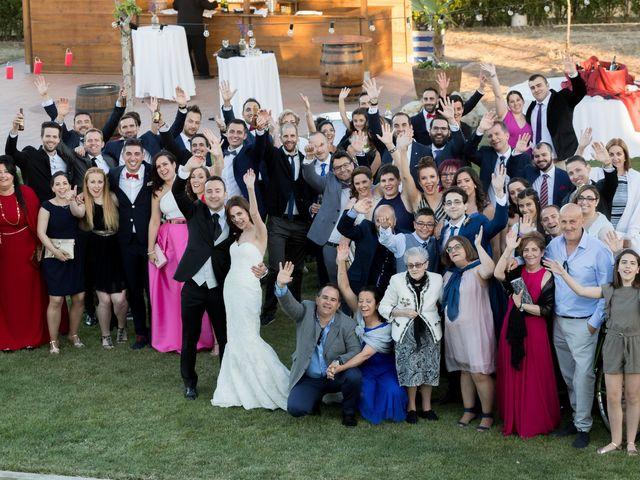 La boda de Chuchi y Patricia en Matapozuelos, Valladolid 1